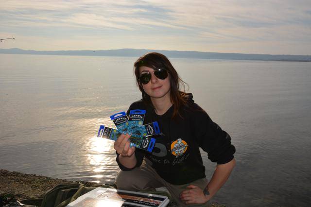 Unsere Ib Ladies Bleiben Am Ball Iblog By Imperial Fishing